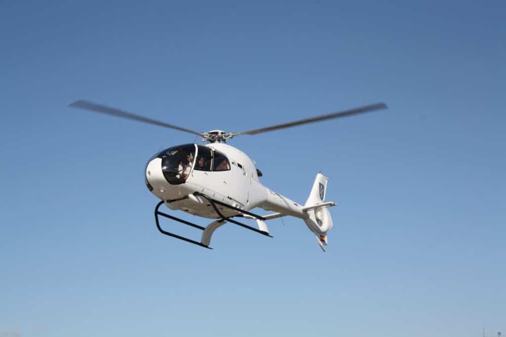Habilitaciones escuela de pilotos de helicoptero