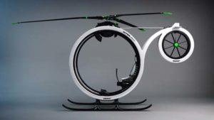 Helicóptero zero