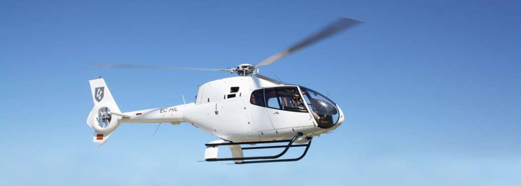 Habilitación Helicóptero EC120