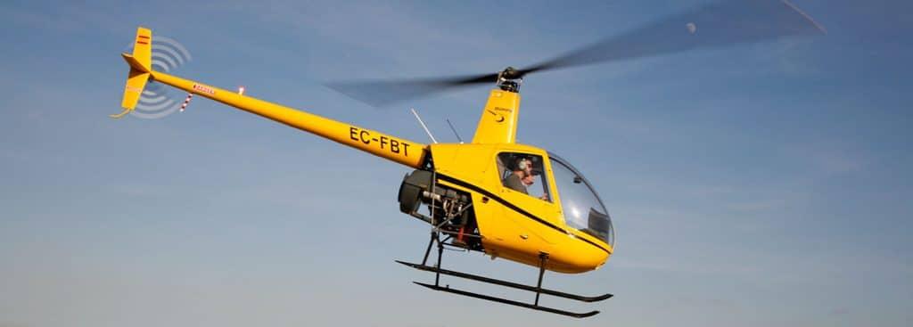 Habilitación Helicóptero R22