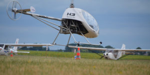 helicóptero ultraligero Dynali H3