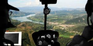 10 razones para ser piloto de helicóptero