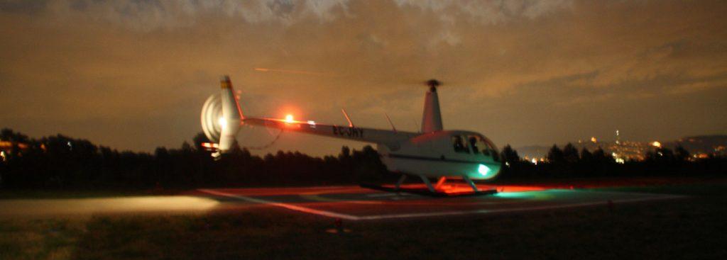 habilitación vuelo nocturno