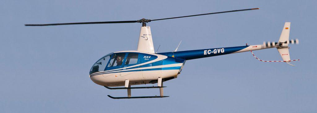 Curs de Pilot Privat d'Helicòpter PPL(H) procedent de PPL(A) o CPL(A)