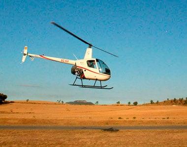Cursos para piloto de helicóptero
